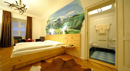 © Erlebnis Post - Hotel mit eigenART